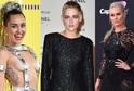 Miley Cyrus, Kristen Stewart, Lindsey Vonn.