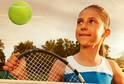 Moneta tenis.