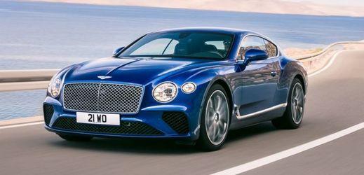 Nová generace luxusního modelu Continental GT.
