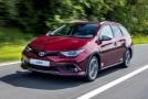 Nejčastěji registrovaným hybridním automobilem byla Toyota Auris Hybrid.