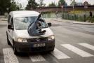 Střet vozidla s chodcem může být pro pěšího tragický (ilustrační foto).