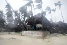 Hurikán Maria v Dominikánské republice.