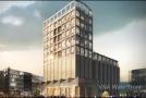 Budova nového muzea.