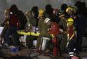 Mexičtí záchranáři.