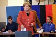 Merkelová: Chtěli jsme lepší výsledek, ale dosáhli jsme cíle