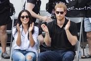 Princ Harry se konečně ukázal po boku své neurozené přítelkyně