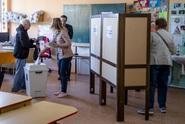 VOLBY 2017: Rozhořčený volič i několik zdravotních kolapsů