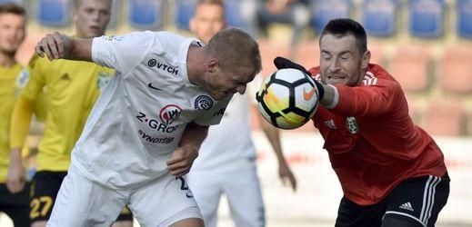 Slovácko remizovalo s Karvinou 0:0.