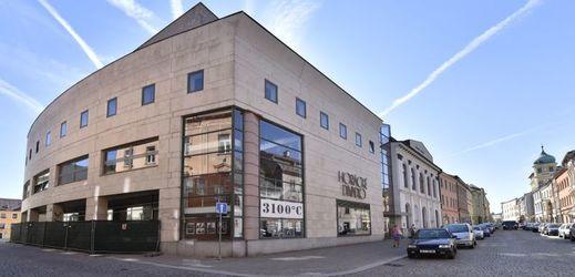 Horácké divadlo v Jihlavě.