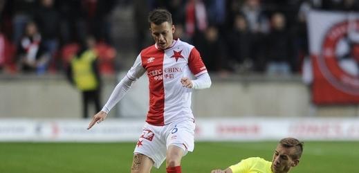 Jan Sýkora si díky dobrým výkonům ve Slavii zasloužil reprezentační pozvánku.