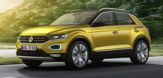 Bohatou nabídku crossoverů rozšiřuje VW T-Roc.
