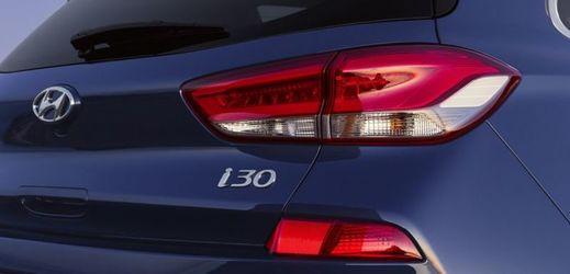 Nejprodávanějším modelem značky byl v září Hyundai i30.