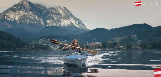 Rakouský spot An Alpine Sense of Life.