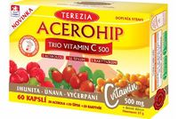 ACEROHIP TRIO VITAMIN C 500 mg.