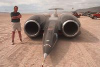 Thrust SSC.