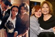 Vašáryová se po letech setkala se svou dcerou z Pelíšků!