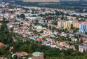 Panorama Krnova.