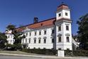 Zámek v Holešově.