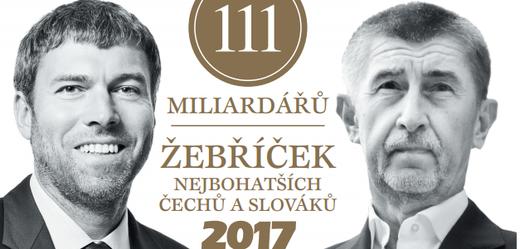 Obálka speciálu časopisu TÝDEN.