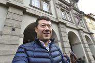 S Okamurou do vlády nepůjdeme, řekl Faltýnek po schůzce
