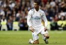 Fotbalista Realu Madrid Cristiano Ronaldo.