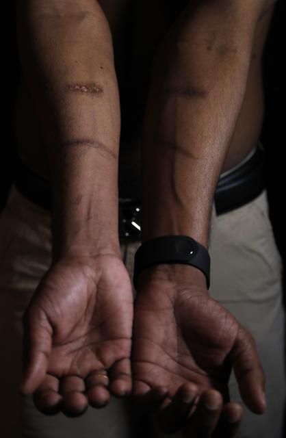 jihoafrické černé sexuální pásky