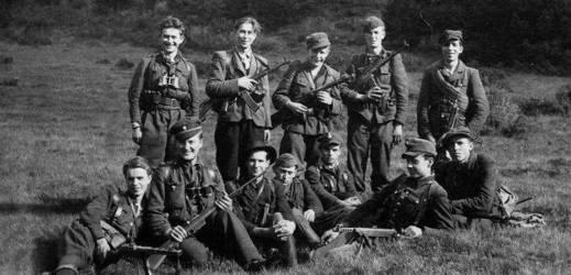 Banderovci v Československu, září 1947.