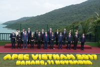 Summit ve Vietnamu.