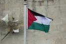 Vlajka Palestiny.