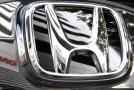 Logo značky Honda.