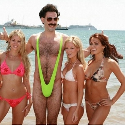 Borat free