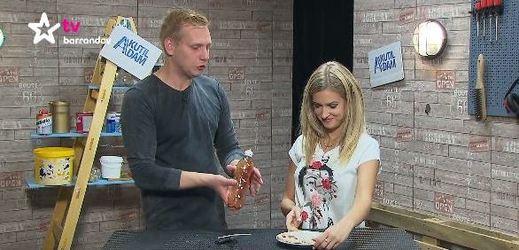 Kutilové Adam a Lucie ukážou, jak snadno vyrobit originální zdobítko.