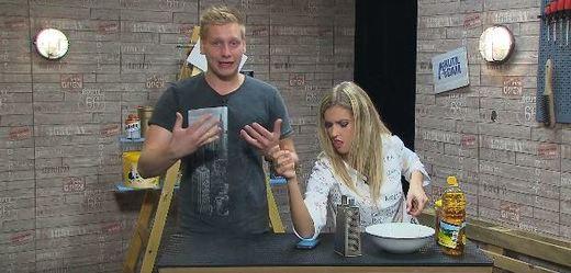 Kutilové Adam a Lucie ukážou další skvělý zlepšovák do kuchyně.
