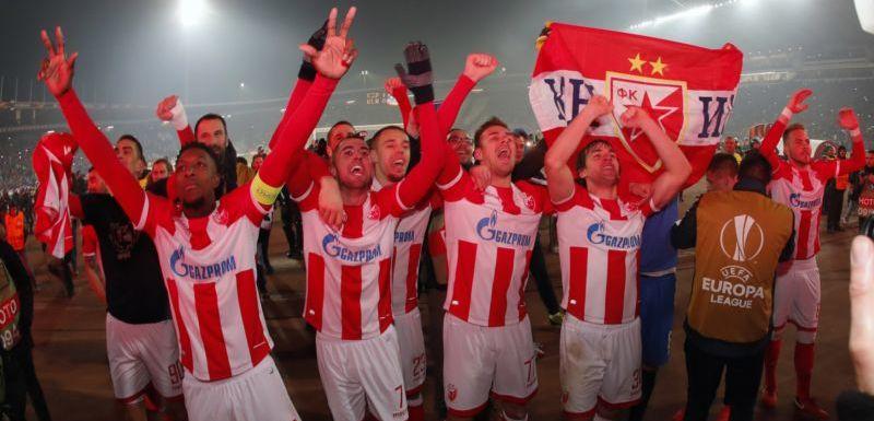 Los Evropské Ligy Twitter: Dlouhá Cesta Crvené Zvezdy A Její Rekord V Evropské Lize