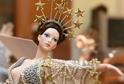 Prostory Muzea v Litovli na Olomoucku zaplavilo několik set panenek Barbie.