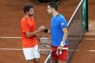 Utkání českých tenistů v Nizozemsku bylo vyhlášeno zápasem roku.