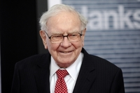 Podnikatel Warren Buffett.