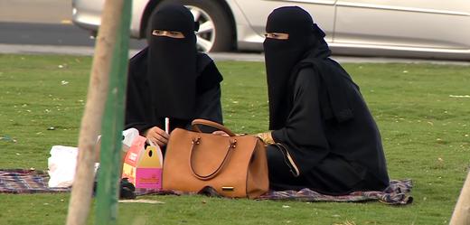 Saúdské Arabky.