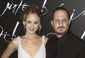Jennifer Lawrence a Darren Aronofsky.