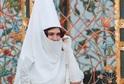 Tajuplná Perchta z Rožmberka, známá jako Bílá paní, se vrací do Jindřichova Hradce, kde mystická historka o ní v 17.století vznikla.