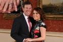 Princezna Eugenie s Jackem Brooksbankem.