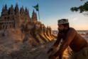 Marcio Mizael Matolias žije už 22 let ve svém hradě z písku.