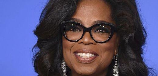 Oprah Winfreyová.
