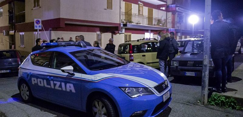 Výsledek obrázku pro italští policisté