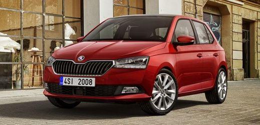 Škoda Auto uvede v druhé polovině roku na trh modernizovaný model Fabia.