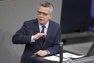 Německý ministr: Existuje spojení mezi migrací a terorismem
