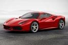 Mezi nabízenými modely je i Ferrari 488.