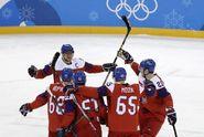 Hokejisté zvládli čtvrtfinálové drama a budou hrát o medaile