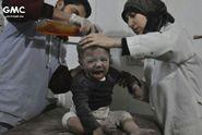 Čekání na smrt. Svět přihlíží hrůzám v bombardované Ghútě