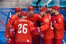 Hokej je jedním z posledních sportů, kde Rusové mohou v Pchjongčchangu dosáhnout na zlaté medaile.